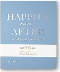 Album na zdjęcia printworks ślubny happily ever after