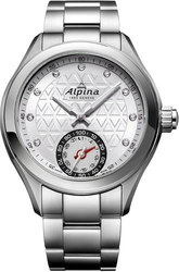 Alpina horological smart watch al-285std3c6b