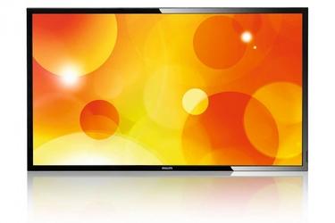 Philips Monitor Q-Line 55BDL3010Q 55 Public Display 187, 4K UHD, CMND, back light control, Int. Media player, LAN