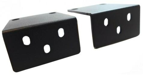 Uchwyty rack do montażu rejestratorów hikvision 1u 380 mounting bracket z serii ds-76xxni-se 2szt. - szybka dostawa lub możliwość odbioru w 39 miastach