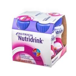 Nutridrink o smaku owoców leśnych 4 x 125ml