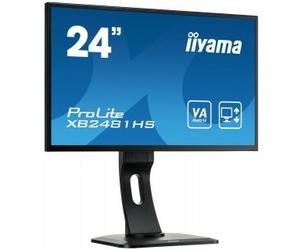 Monitor led iiyama xb2481hs-b1 24 hdmi slim pivot - szybka dostawa lub możliwość odbioru w 39 miastach