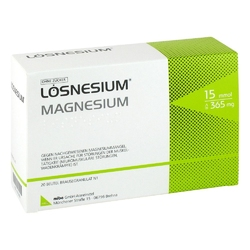 Loesnesium brausegranulat btl.