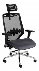 Grospol fotel biurowy futura 4 s tkanina flex - 8 kolorów --- oficjalny sklep grospol