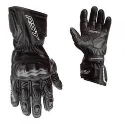 Rst rękawice skórzane  axis ce black