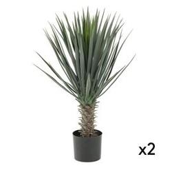 Sztuczna roślina foler 35x35 cm