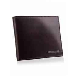 Stylowy portfel męski betlewski bpm-vtc-66 brązowy