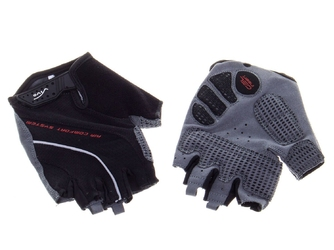 Rękawiczki rowerowe vivo -sb-01-7007 a czarne