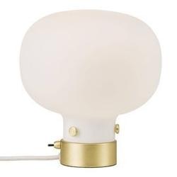 Design for the people :: lampa stołowa raito mosiężna