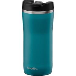 Kubek izolowany na kawę mocca leak-lock™ aladdin 0,35 litra, turkusowy 10-09363-004