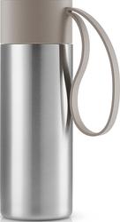 Kubek termiczny To Go Cup z uchwytem warm grey