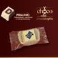 Czekoladki pojedyncze czekoladki typu flowpack
