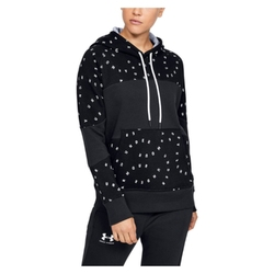 Bluza damska under armour rival fleece hoodie printed