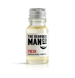 Bearded man co - olejek do brody świeży - fresh 10 ml