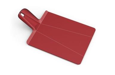 Deska składana chop2pot plus mała - czerwona - czerwony