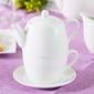 Zestaw tea for one czajniczek i filiżanka porcelana altom design regular