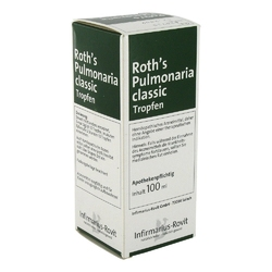 Roths pulmonaria classic tropfen