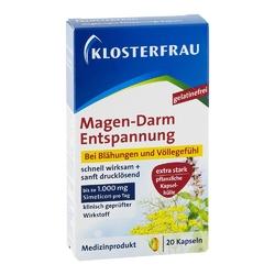 Klosterfrau kapsułki na żołądek