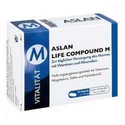 Aslan life compound m kapsułki