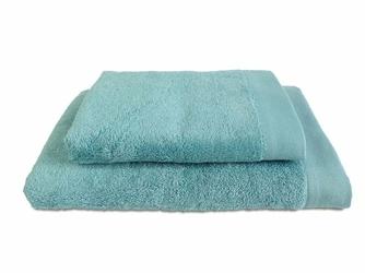 Bamboo Style Morski Niebieski Komplet Ręczników Bambusowych Andropol - morski niebieski