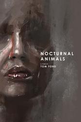 Zwierzęta nocy tom ford - plakat premium wymiar do wyboru: 70x100 cm