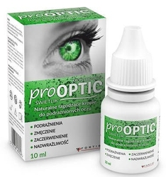Prooptic świetlik krople do oczu 10ml