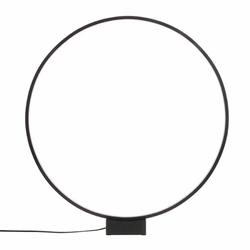 HK Living :: Lampa stołowa Luminous Circle czarna