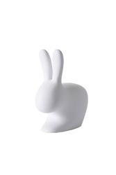 Qeeboo rabbit chair baby jasnoszary 90001lg