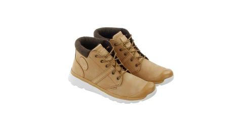 Palladium buty męskie pallaville hi cuff l 43 piaskowy