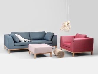 Nowoczesna sofa ambient wood 3-osobowa