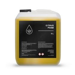 Cleantech company citrus foam – skuteczna piana aktywna 5l
