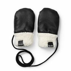 Rękawiczki - Aviator Black, 0-12 m, Elodie Details