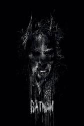 Batman - plakat premium wymiar do wyboru: 21x29,7 cm