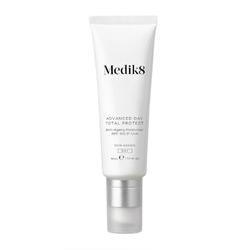 medik8 advanced day total protect spf 30 krem nawilżający przeciwko oznakom starzenia spf 30 50 ml