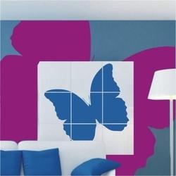 Motyl 17 szablon malarski