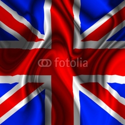 Naklejka samoprzylepna flaga brytania-brytanii flag-drapeau grande bretagne