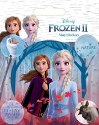 Frozen 2 believe - naklejki