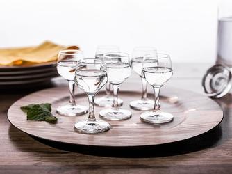 Kieliszki do wódki altom design rubin 40 ml komplet 6 szt.