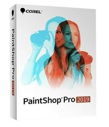 Corel PaintShop Pro 2019 ML Box PSP2019MLMBEU
