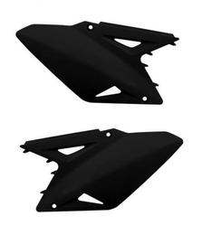 Acerbis suzuki rmz 450 panele boczne; 08  czarny