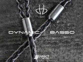 Effect audio janus d dynamic konektory: 2 pin