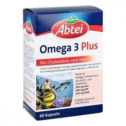 Abtei omega 3-6-9 kapsułki