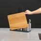 Organizer na akcesoria kuchenne z deską do krojenia counterstore joseph joseph 95026