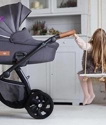 Wózek tutis aero 4w1 fotel maxi cosi cabriofix + baza familyfix
