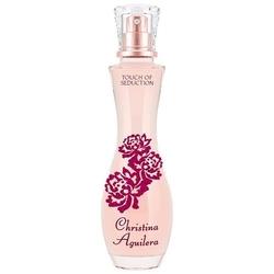 Christina aguilera touch of seduction perfumy damskie - woda perfumowana 100ml - 100ml