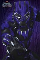 Black panther - plakat