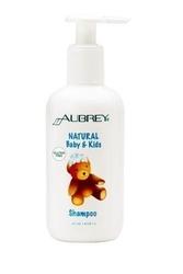 Naturalny szampon do włosów dla niemowląt i dzieci z wiesiołkiem, aloesem i olejem z kiełków pszenicy 59ml