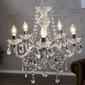 Interior space :: lampa wisząca wioletta 5 53cm