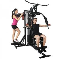 Atlas do ćwiczeń siłownia domowa christopeit profi center