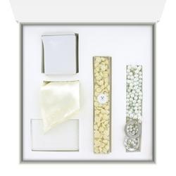 Rozkosz nie tylko na noc poślubną cinqcinq - edition wedding seductive pearls z kajdankami